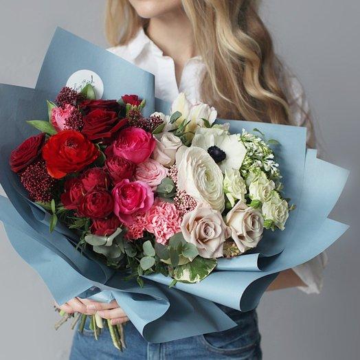 Букет  Для неё : букеты цветов на заказ Flowwow