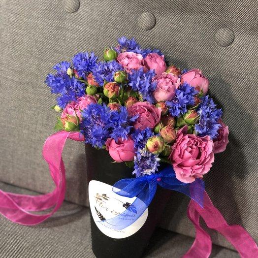 """Букет """"Милана"""": букеты цветов на заказ Flowwow"""