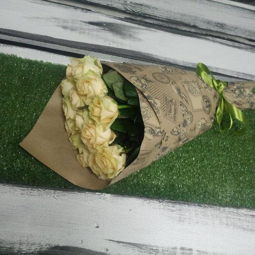 Жемчуг 15: букеты цветов на заказ Flowwow