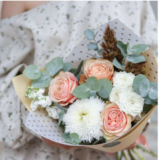 Букет кахала: букеты цветов на заказ Flowwow