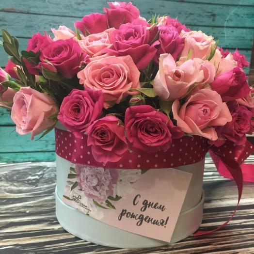 Комплимент для мамочки: букеты цветов на заказ Flowwow