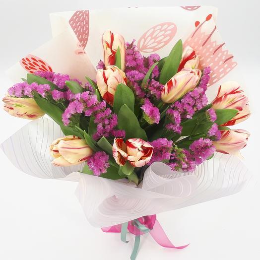 Ягодные грёзы: букеты цветов на заказ Flowwow