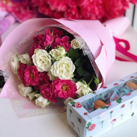 Набор 1: букеты цветов на заказ Flowwow