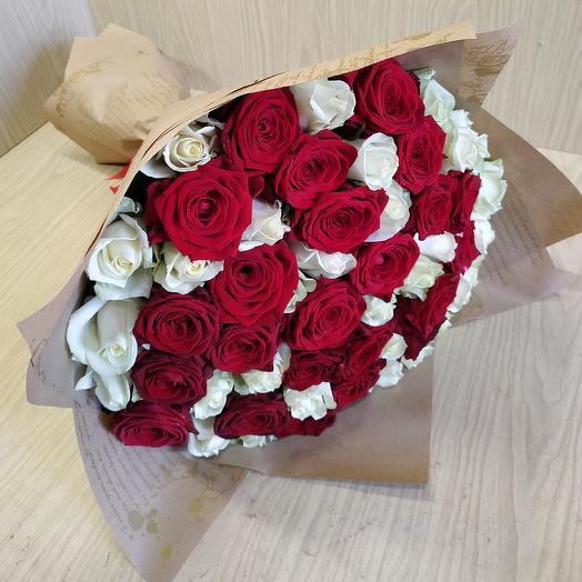 """Букет """"Драгоценое"""": букеты цветов на заказ Flowwow"""