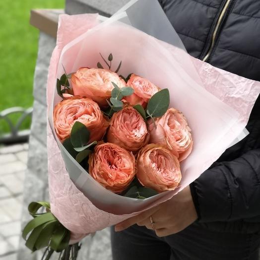 Букет 1875: букеты цветов на заказ Flowwow