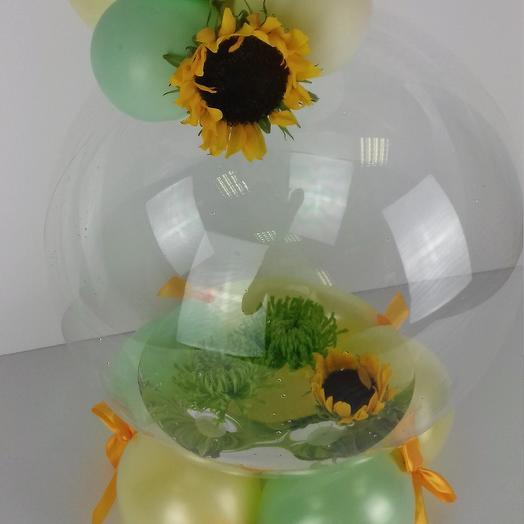 "Композиция ""Лето"": букеты цветов на заказ Flowwow"