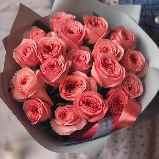 Пиновидные розы