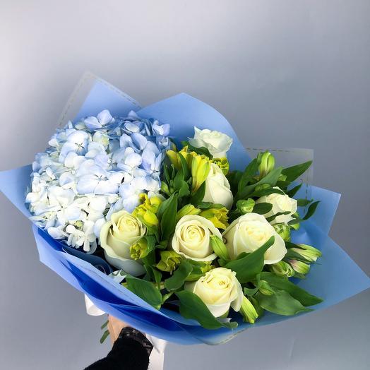 Клаудия: букеты цветов на заказ Flowwow