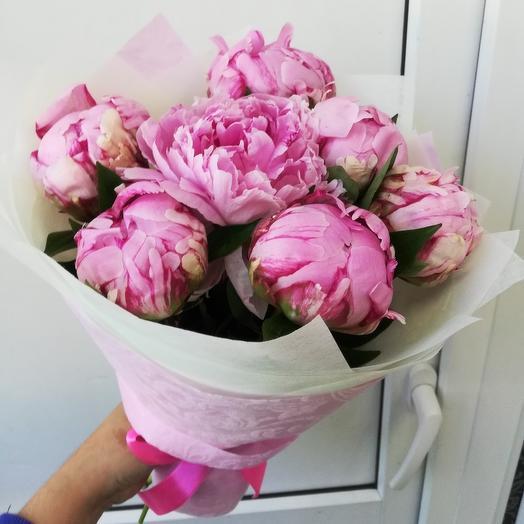 Мороженое: букеты цветов на заказ Flowwow