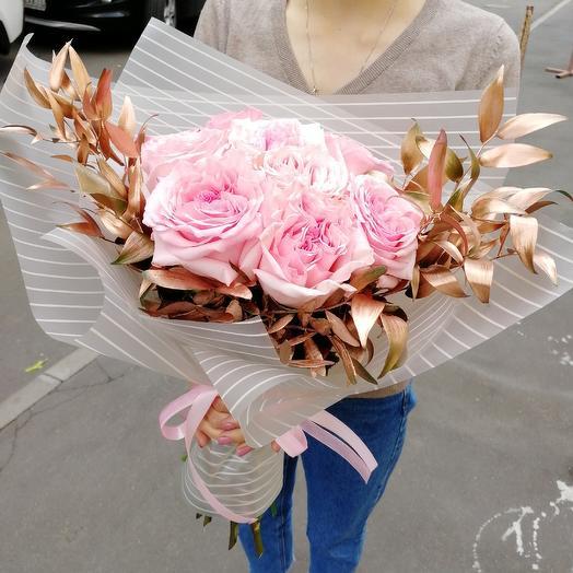 На крыльях любви: букеты цветов на заказ Flowwow
