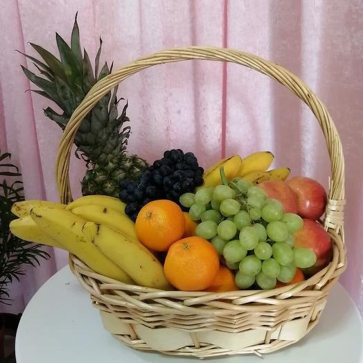 Корзина с фруктами XXL