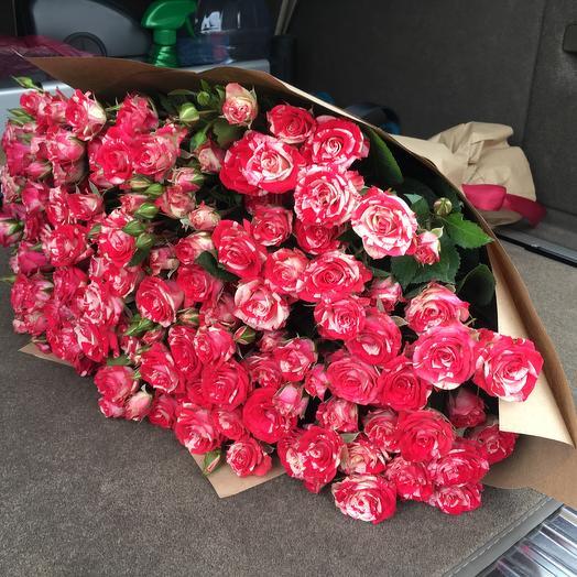 Нежнейший: букеты цветов на заказ Flowwow