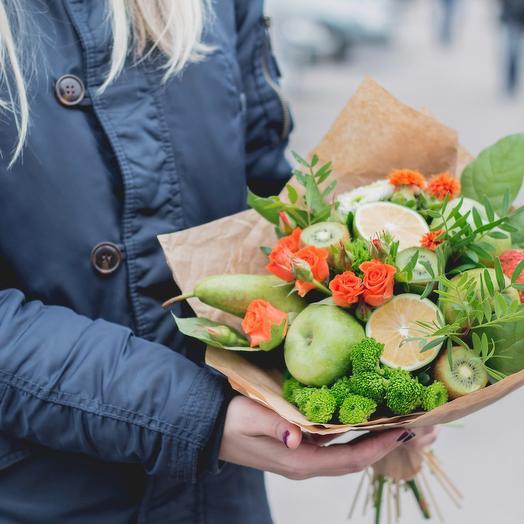 Bouquet August