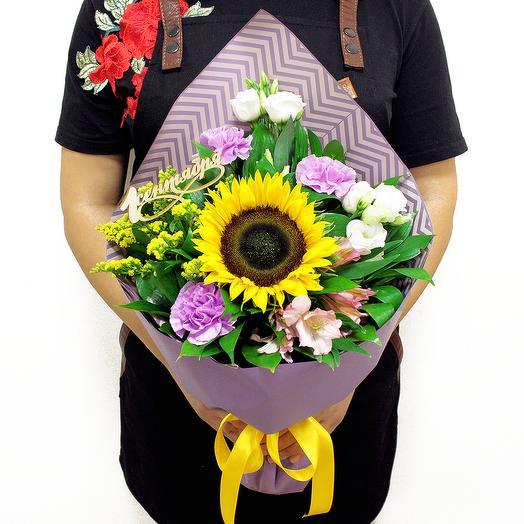 """Букет """"Любимая школа"""": букеты цветов на заказ Flowwow"""