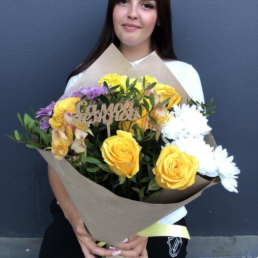 Пеннивайз 👺: букеты цветов на заказ Flowwow