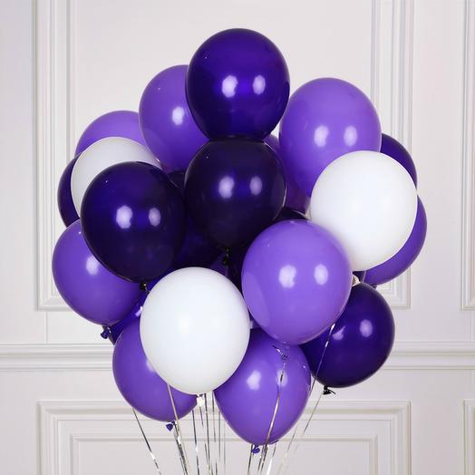 Букет Фиолетовые Грёзы