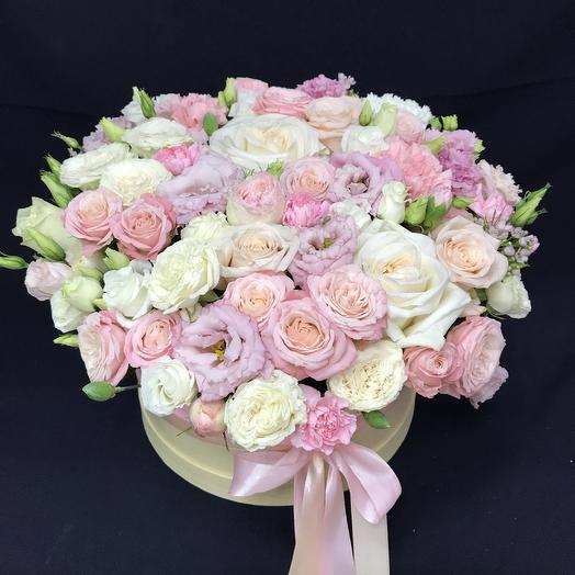 Невозможная красота ️: букеты цветов на заказ Flowwow