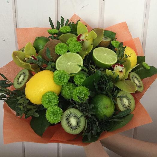 Сочное лето: букеты цветов на заказ Flowwow