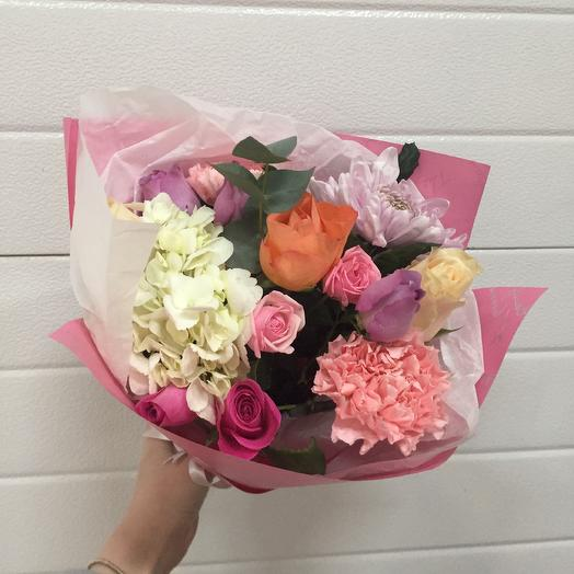 Желание 💕: букеты цветов на заказ Flowwow