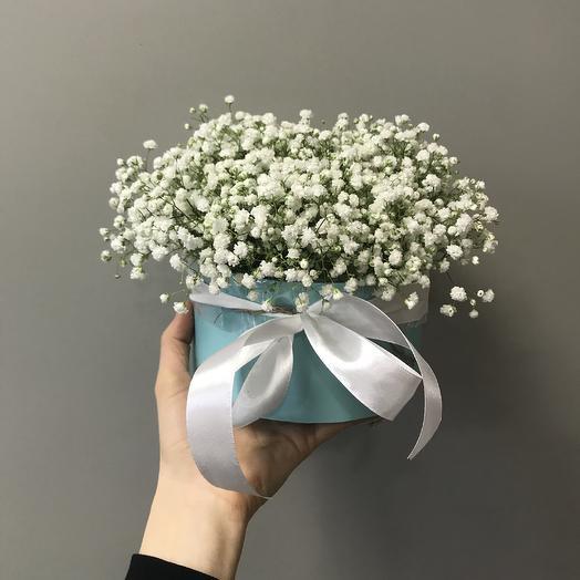 Снежное счастье: букеты цветов на заказ Flowwow