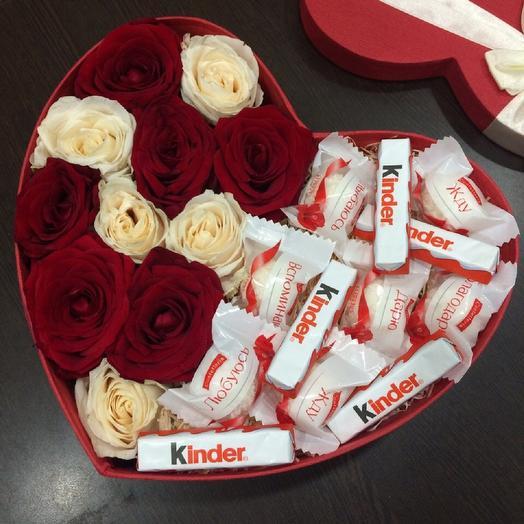 Сладкие розы