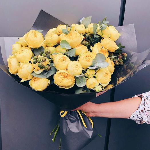 Желанная: букеты цветов на заказ Flowwow