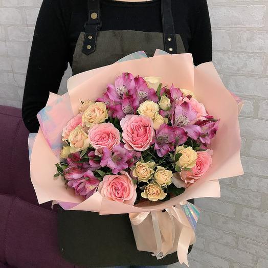 Милый каприз: букеты цветов на заказ Flowwow