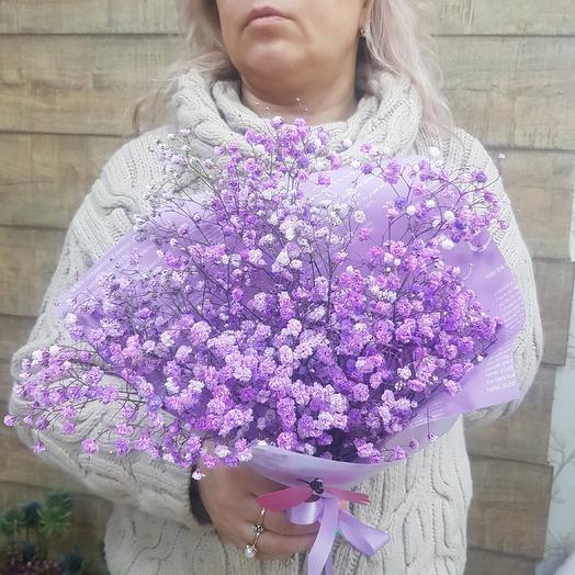 Нежный комплимент для принцессы: букеты цветов на заказ Flowwow