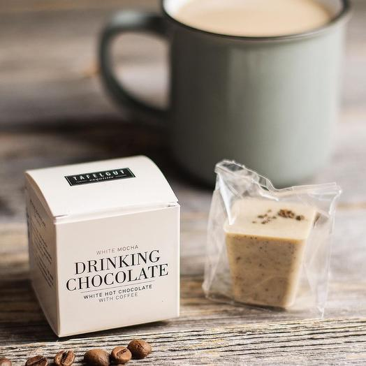 Горячий шоколад 𝗪𝗛𝗜𝗧𝗘 𝗠𝗢𝗖𝗛𝗔 𝗛𝗢𝗧 𝗖𝗛𝗢𝗖𝗢𝗟𝗔𝗧𝗘