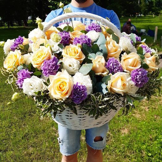 Легкий Бриз: букеты цветов на заказ Flowwow
