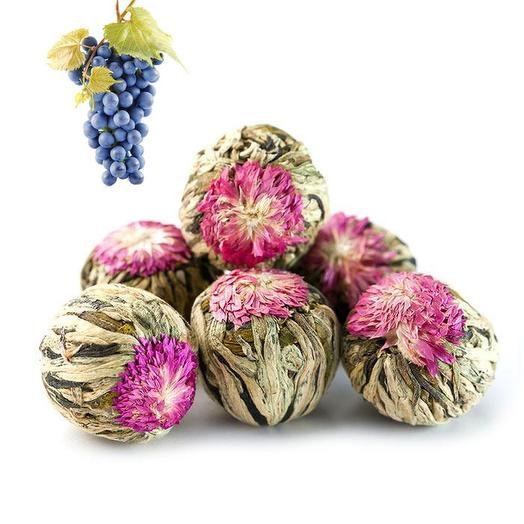 Связанный чай Изабелла (Виноградный шар)