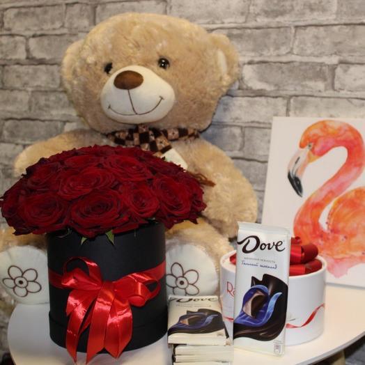 Подарочный набор «Для Любимой!»