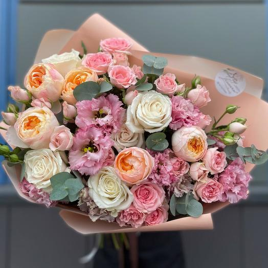 Цветочный букет 36