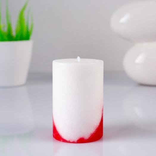 Свеча ароматическая роза