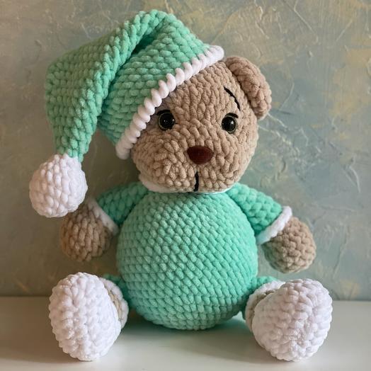 Плюшевый мишка мягкая игрушка