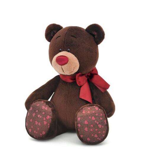 Мягкая игрушка Мишка Чоко сидячий 50 см