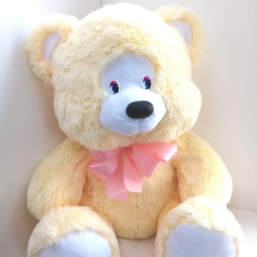 Teddy bear big beige