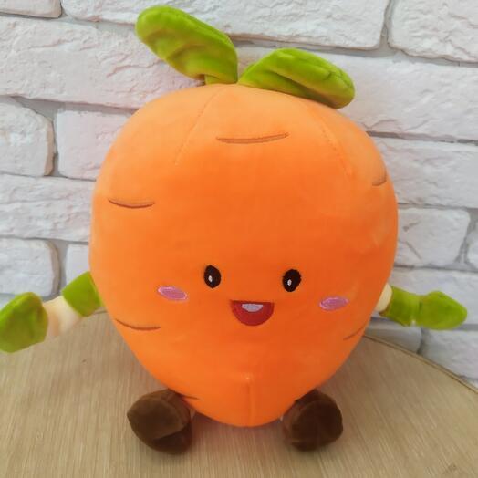Игрушка морковка 🥕