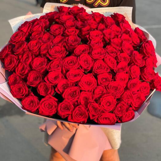 Классика любви «101 роза»