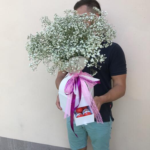 Эффектный подарок