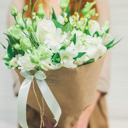 Букет Есения: букеты цветов на заказ Flowwow