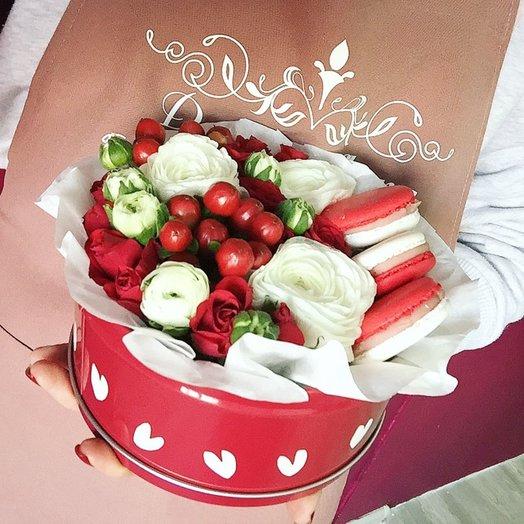 Фактура: букеты цветов на заказ Flowwow