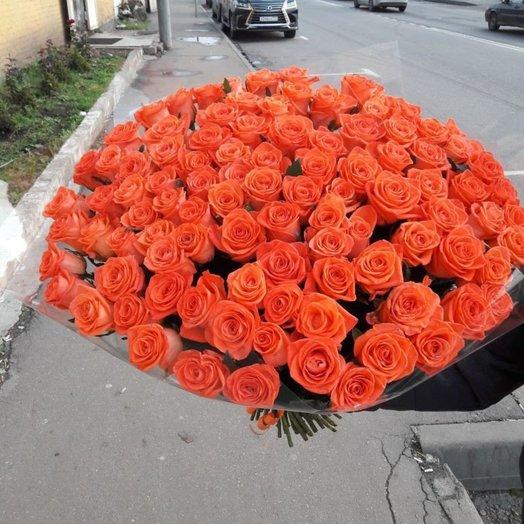 Коралловое счастье: букеты цветов на заказ Flowwow