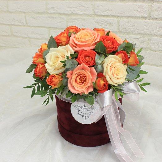 Желанный: букеты цветов на заказ Flowwow