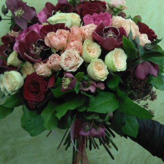 Просто люблю!: букеты цветов на заказ Flowwow