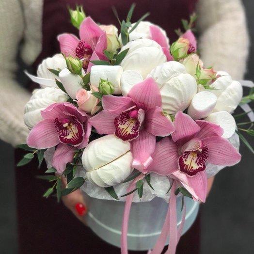Сладкоежкам2: букеты цветов на заказ Flowwow