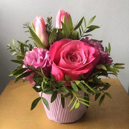 Фисташка : букеты цветов на заказ Flowwow