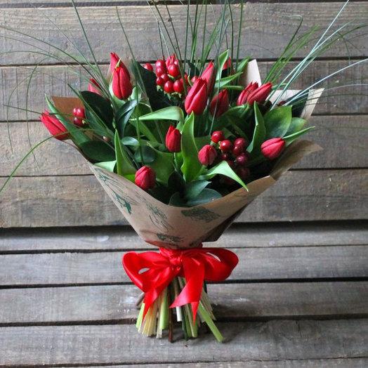 Букет Тюльпан 1