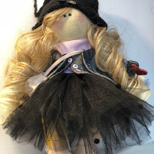 """Кукла ручной работы """"Эмма"""": букеты цветов на заказ Flowwow"""