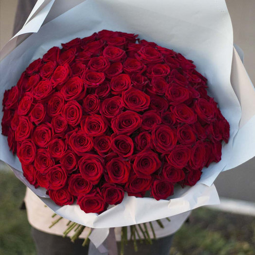 RED: ВДОХНОВЕНИЕ: букеты цветов на заказ Flowwow